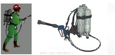 气动单相流背负式细水雾灭火装置 wi105560