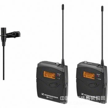 森海塞尔ew 112-p G3无线领夹话筒采访话筒摄像机话筒