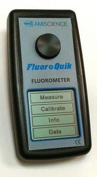 手持式荧光测量仪