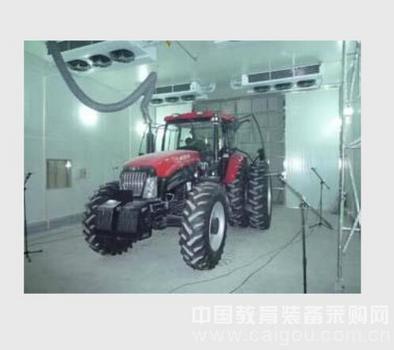 梅州拖拉机高低温环境实验舱