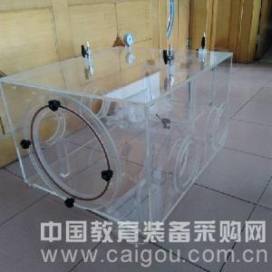 有机玻璃精密试验箱批量优惠亚克力手套箱按图加工无菌无尘试验箱
