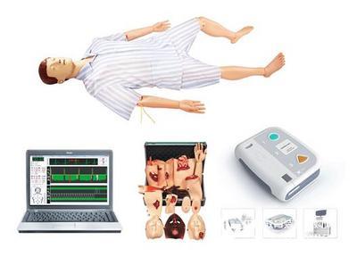 高级心肺复苏模拟人 上海秉恪科教设备有限公司