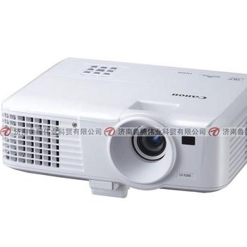 佳能LV-X300商务投影机XE300 佳能家务投影机 现货