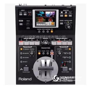 Roland罗兰V4EX 罗兰Edirol V-4EX 高清视频切换台大陆行货
