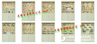 JSL-10 《机械设计零件》陈列柜