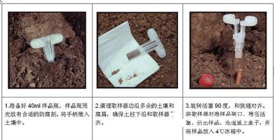 土壤挥发性有机物取样器