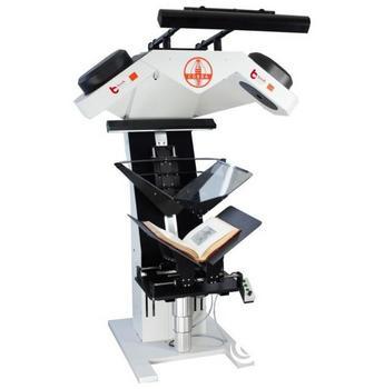 book2net A1幅面V型古籍扫描仪cobra古籍保护新方法