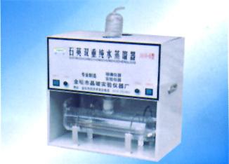 1810A /B石英自动双重纯水蒸馏器