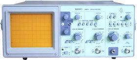 XJ463120MHz高灵敏度慢扫描二踪示波器