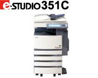 东芝彩色数码复印机e-STUDIO 351C