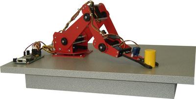 慧鱼工业模型-五自由度机械手