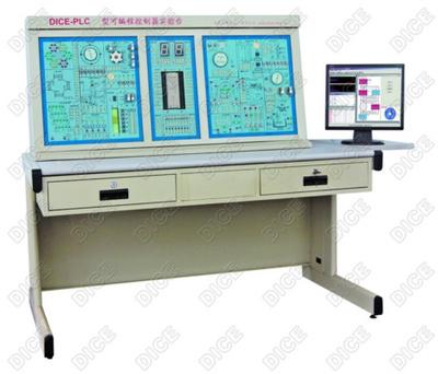 PLC实验台-可编程控制器实验台-PLCOT1