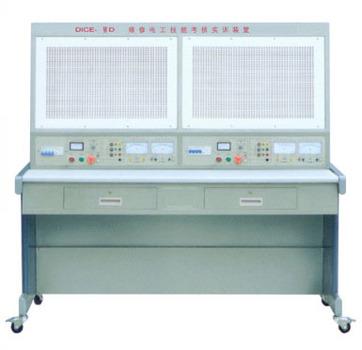 DICE-WD-D3维修电工技能考核实训装置(网孔板,双面四组)