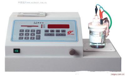溴价、溴指数测定仪