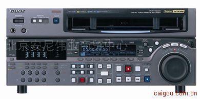 索尼DVW-2000P 数字Betacam编辑录像机