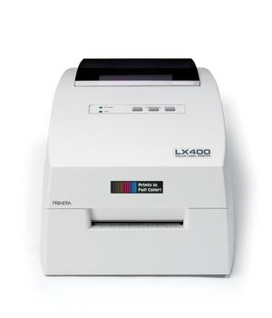 """适用于按需短版制作中、小幅面彩色条码标签、外包装箱等—""""彩色标签打印机LX400"""""""