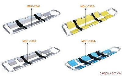 MDK-C301/302/303/304铝合金铲式担架