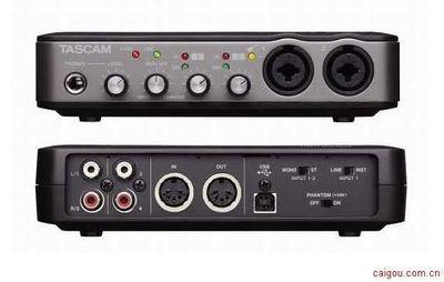 TASCAM US-200  音频接口(声卡)