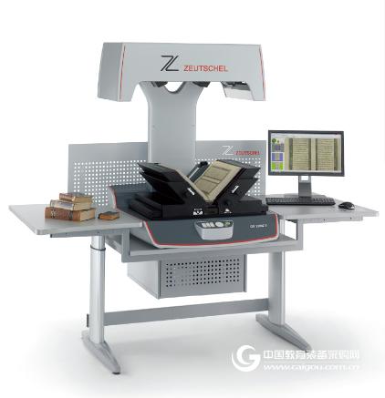 V型古籍扫描仪为珍贵古籍数字化量身打造