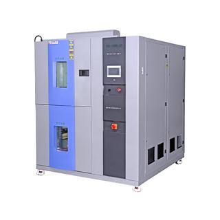 两槽式高低温冷热冲击试验箱专业安装调试