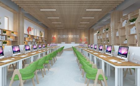 嘉冠图书馆建设一站式服务