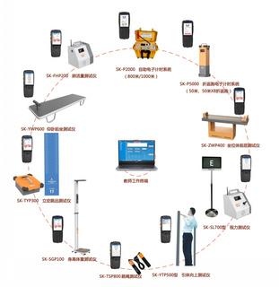 赛康便携式身高体重测试仪 为一个老师一堂课测一个班而设计