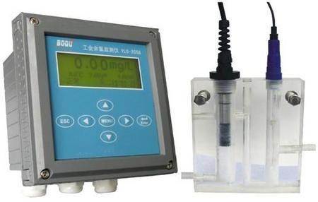 中文在线余氯分析仪   型号:MHY-14556
