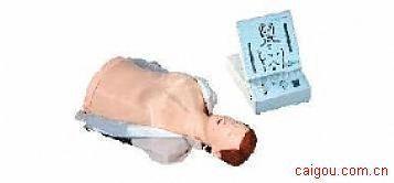 KAD/CPR200S高级心肺复苏训练模拟人(半身)