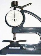 橡胶测厚仪