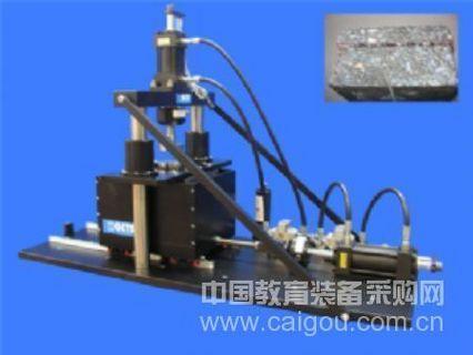 电液伺服沥青混合料直剪仪