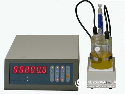 FA-WS-3 微量水分测定仪,微量水分仪