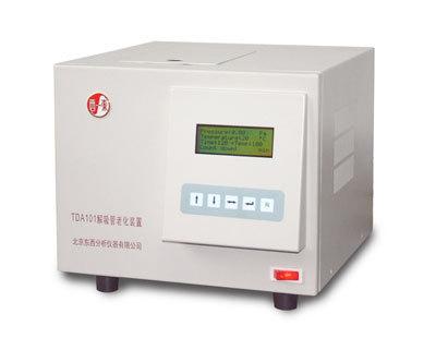 TD-110吸附管活化装置
