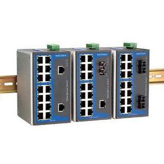 moxa工业以太网交换机EDS-408A