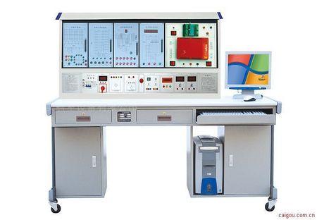 BP-708型 PLC、单片机、DSP综合实训装置