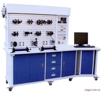 BPJDY-A 型机电液气综合实验