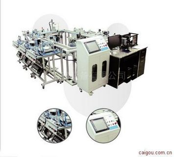 BP-F901 FMS柔性加工制造系统