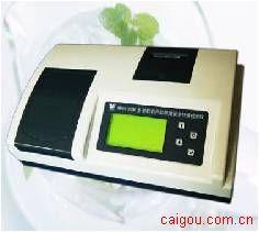 多参数农产品质量安全快速检测仪