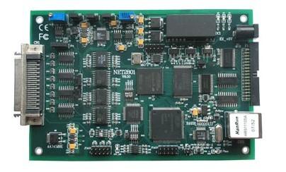 供应以太网数据采集卡NET2801