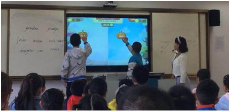 希沃公益故事:讓信息化教學走進村小