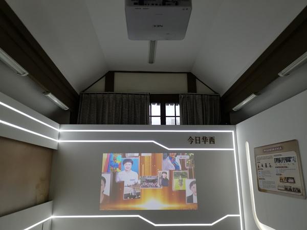 NEC投影机走进百年名校 用实力展现王者风范