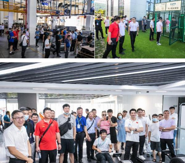 中国体育用品业联合会学校体育工作委员会2020年暑期理事长及专家组会议隆重召开