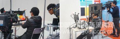 欧雷高科技动漫体验馆蟹岛动漫节引围观