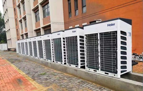 海尔共享空调走进河北工业大学打造智慧校园