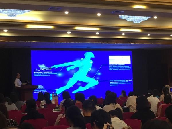 世纪天鸿参展首届沟通障碍康复技术博览会