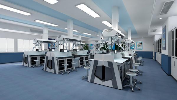 智能实验室相比传统实验室有哪些管理优势