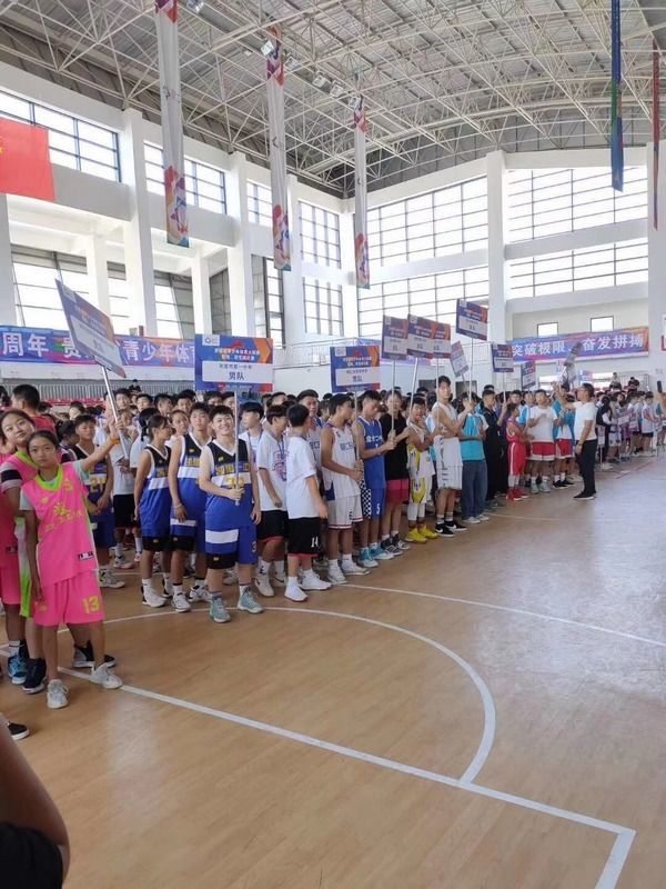 贵州省青少年体育大联赛篮球、羽毛球比赛圆满落幕