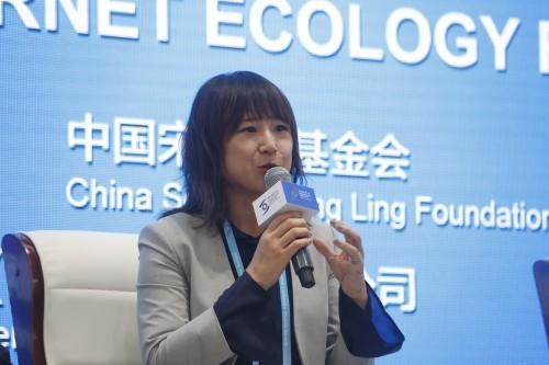 VIPKID米雯娟出席烏鎮大會:為未成年人構建清朗網絡學習空間