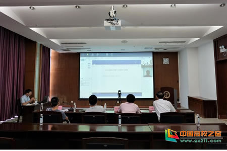 东莞理工学院首年第二学士学位招生线上面试工作顺利完成