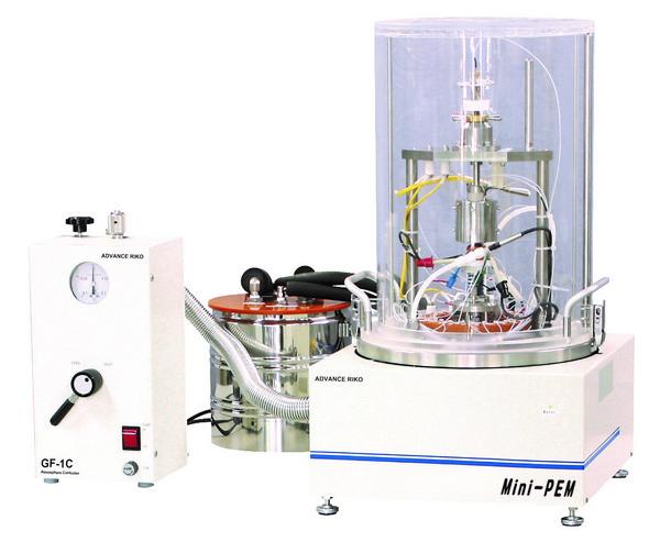 小型热电转换效率测量系统样机实验室