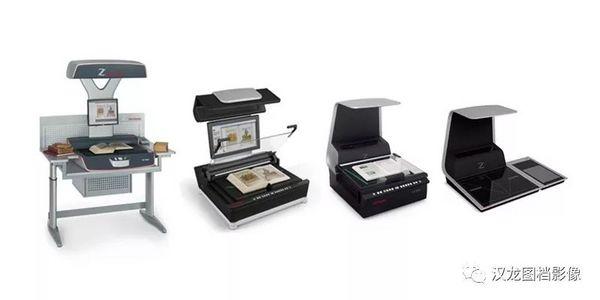 非接触式扫描仪应用特点